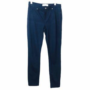 Calvin Klein Sz 10 Blue Pants
